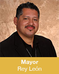 Mayor-Huron