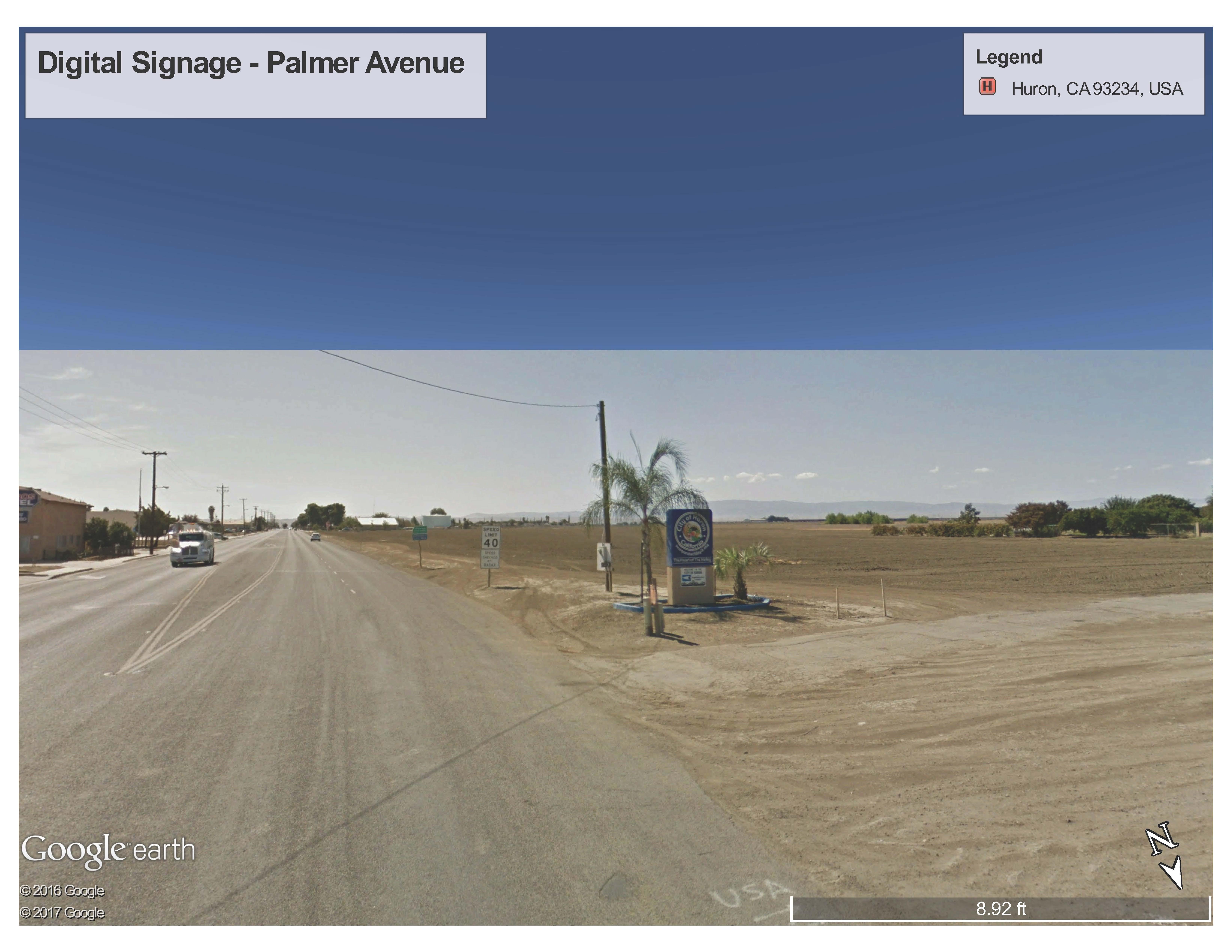 Digital Signage Palmer