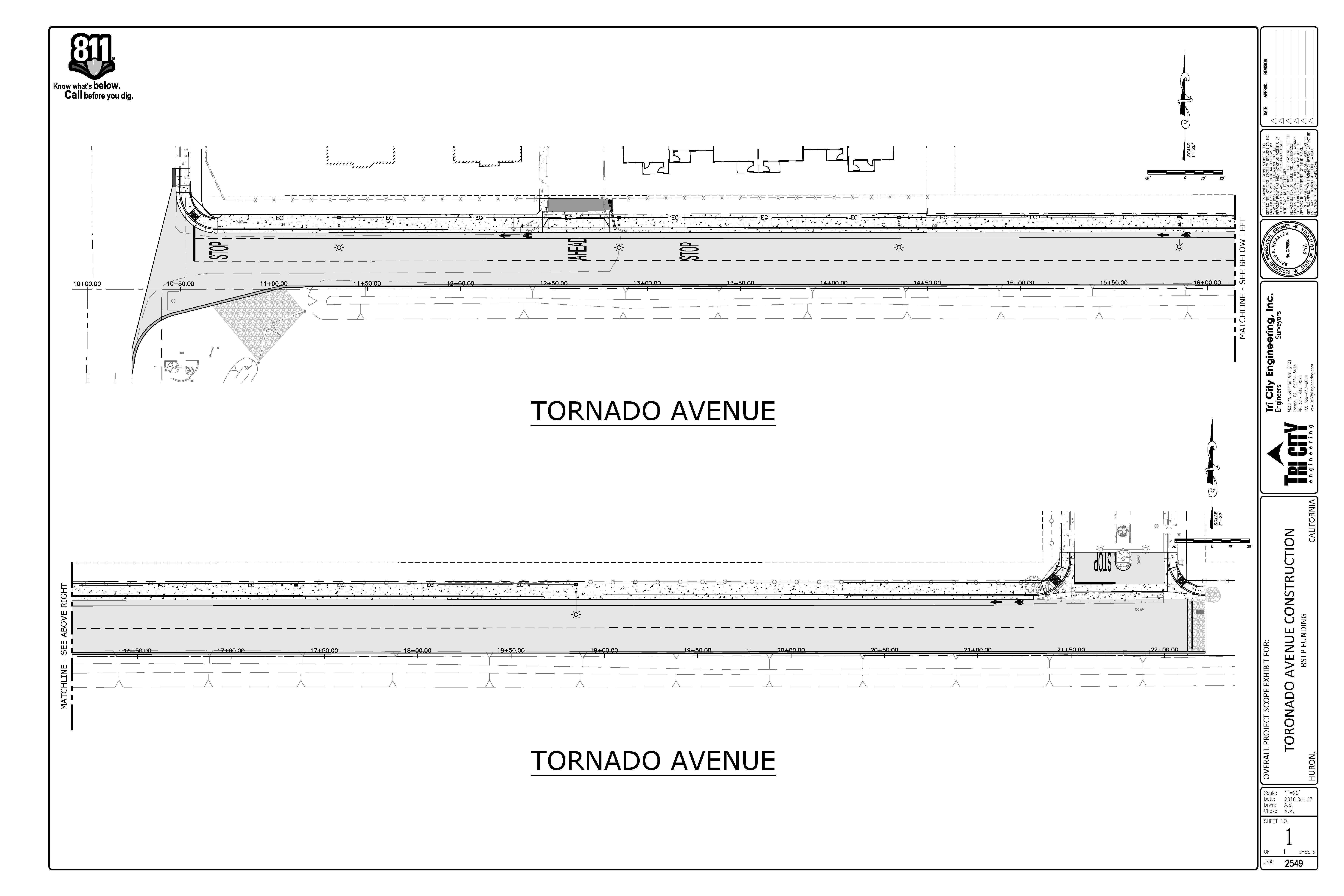 Tornado Avenue (RSTP)